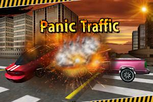 Screenshot of Panic Traffic