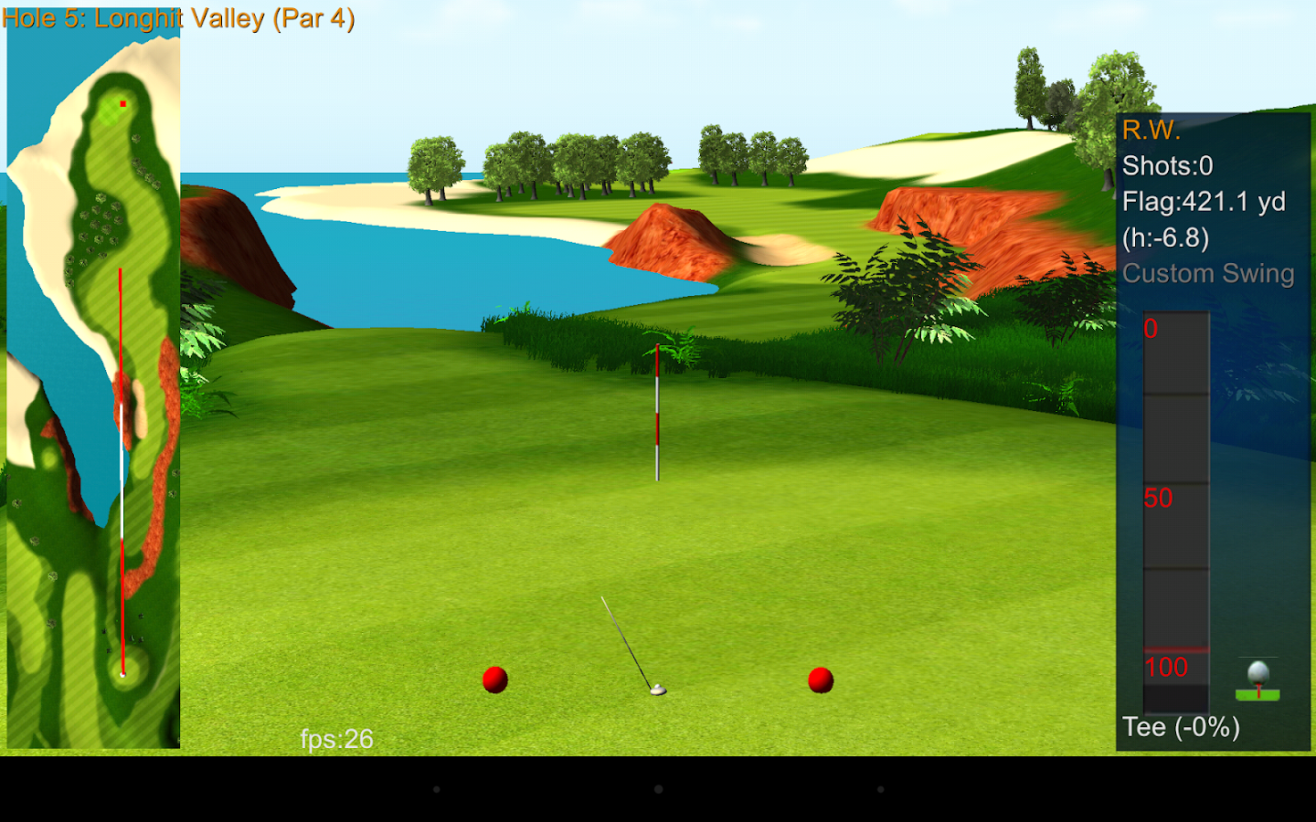 iron 7 two golf game full android apps on google play. Black Bedroom Furniture Sets. Home Design Ideas