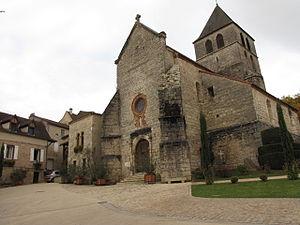 photo de Eglise de St Vincent Rive d'Olt (St-Laurent)