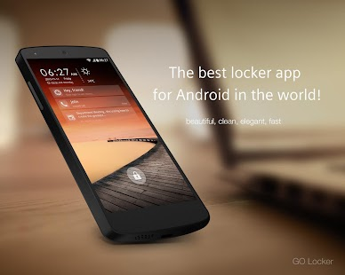 GO Locker - screenshot thumbnail