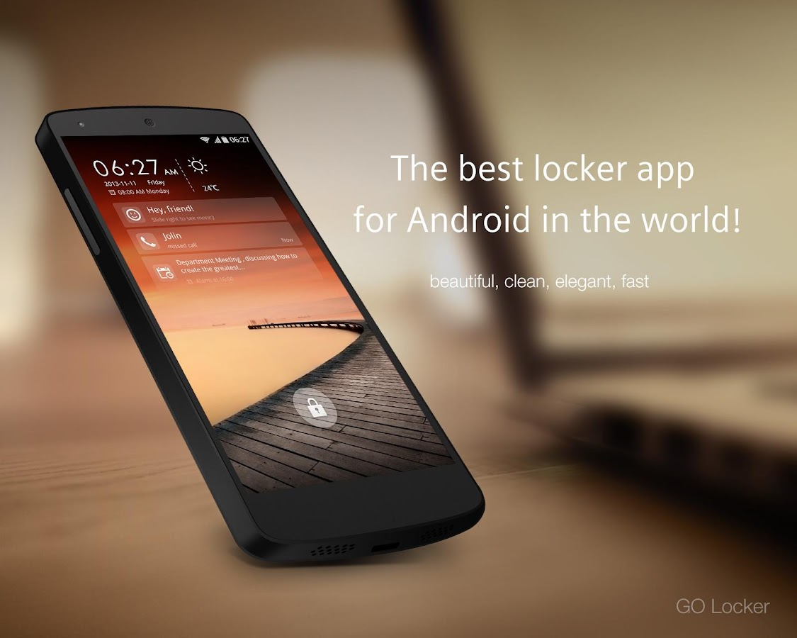 GO Locker - screenshot