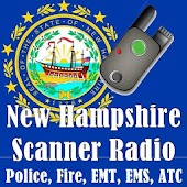 New Hampshire Scanner Radio