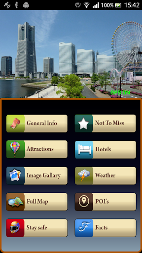【免費旅遊App】Yokohama Offline  Travel Guide-APP點子