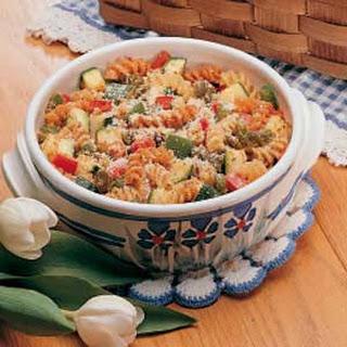 Zucchini Pasta Casserole Recipe