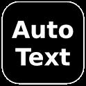 Auto Text icon