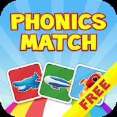 Phonics Match FREE