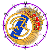 Clock: Real Madrid