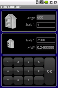 Scale Calculator screenshot 0