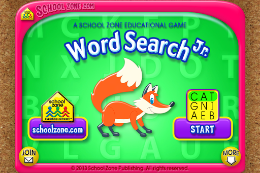 Word Search Jr.