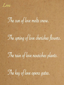 Lovvely Poems screenshot 2