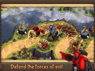 Evil Defenders v1.0.5