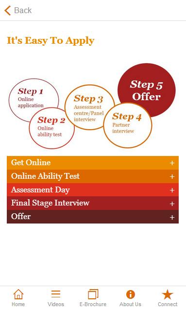PwC Mauritius Recruitment - screenshot