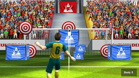 Real Kick Football Goal Soccer - screenshot thumbnail