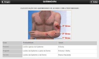 Screenshot of MEDGuide Emergência Brasil 2.0