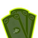 Cash Clicker Make It Rain Game icon