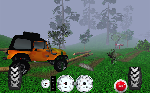 Off road racing 3d- screenshot thumbnail