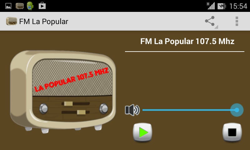 FM La Popular Villa Dolores- screenshot