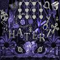 Haterz Theme logo