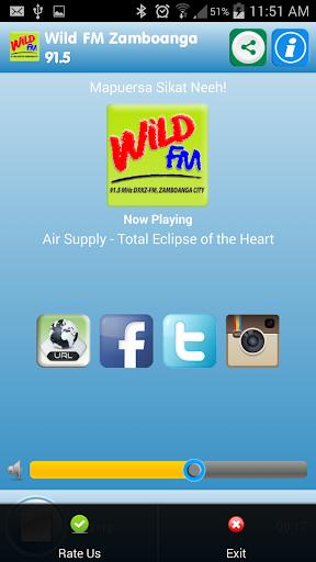【免費音樂App】Wild FM Zamboanga 91.5-APP點子
