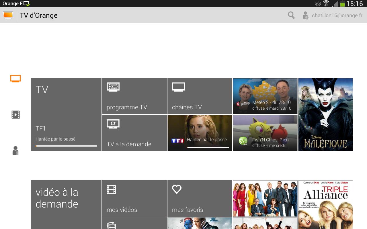 tv d 39 orange applications android sur google play. Black Bedroom Furniture Sets. Home Design Ideas