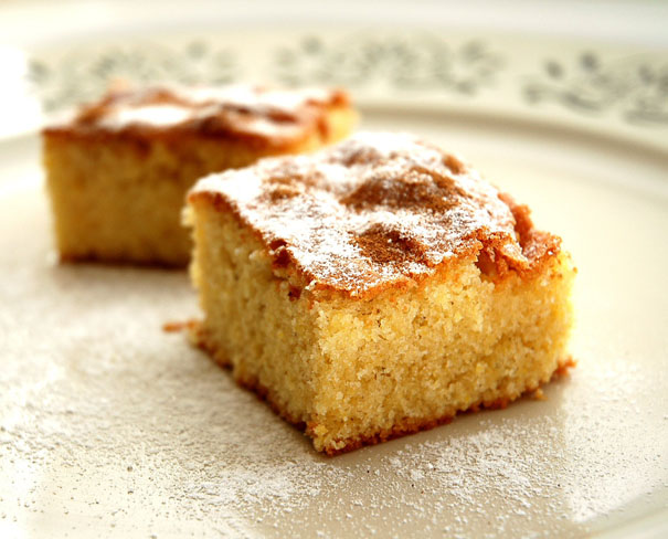 Arsenio'S Buttery Bica (Galician Cake) Recipe