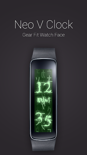 Neo V Clock for Gear Fit