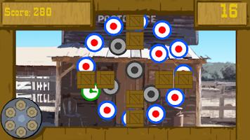 Screenshot of Target Arcade