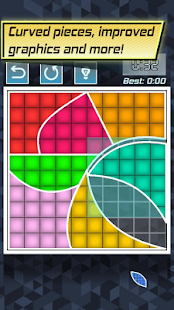 Color Fill 2 - Tangram Blocks- screenshot thumbnail