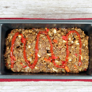 Rice Meatloaf