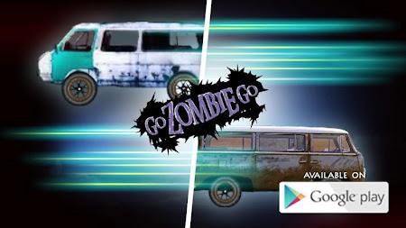 Go Zombie Go - Racing Games 1.0.8 screenshot 39683