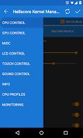 Screenshot of Hellscore Kernel Manager