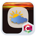 Beautiful Sunset Theme HD icon