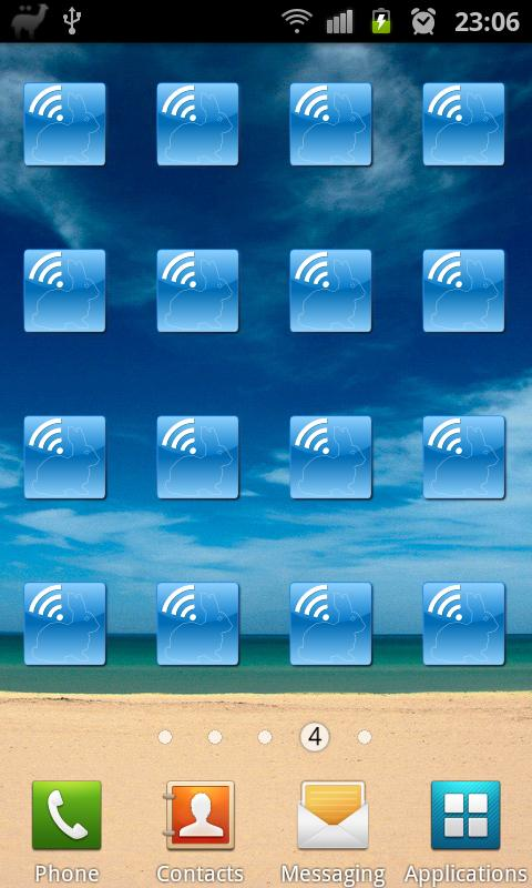 WIFI High Performance Widget - screenshot