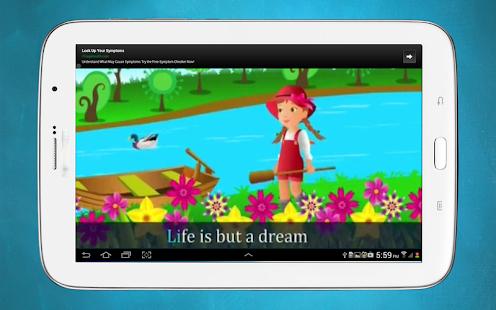 Nursery Rhymes with Animation