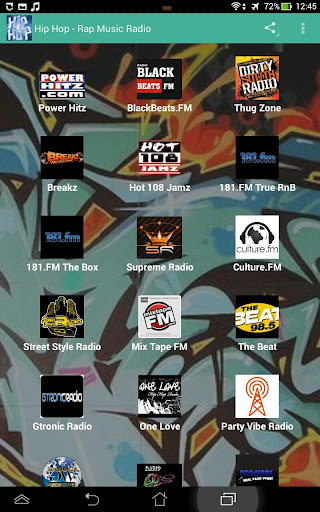 Hip Hop - Rap Music Radio