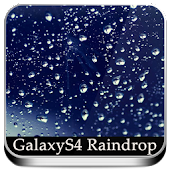 Galaxy S5 Raindrops