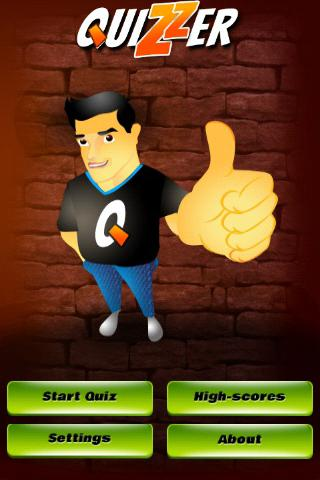 Quizzer- screenshot