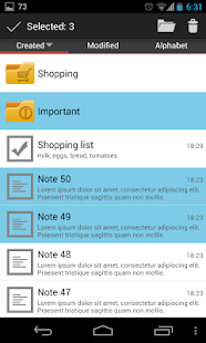 Note+ Notes - screenshot thumbnail