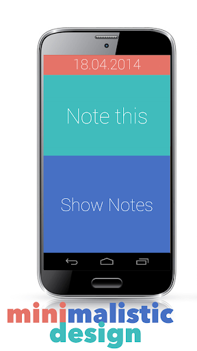 Note this Notizen Manager