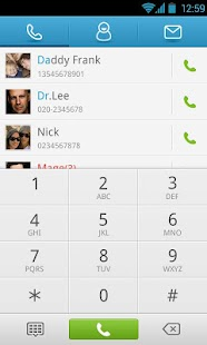 GO Contacts Pro - screenshot thumbnail