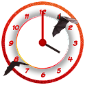 Vampires Clock Widget icon