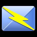 LightSMS (무료 문자 + 문자함 + 번호탐지) logo