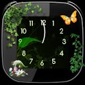 Nature v2 Clock widget icon