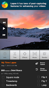 Lapse It • Time Lapse • Pro v4.70