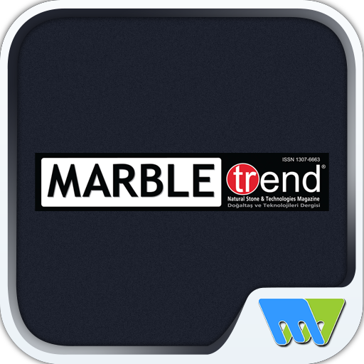 Marble Trend Magazine 商業 App LOGO-APP試玩