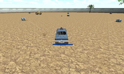 Car Strike 3D