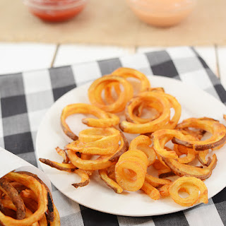 Oven Baked Curly Fries – Arby's Copycat.