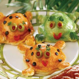 Frogs & Ladybugs.