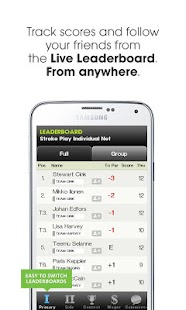 Golf GameBook- screenshot thumbnail
