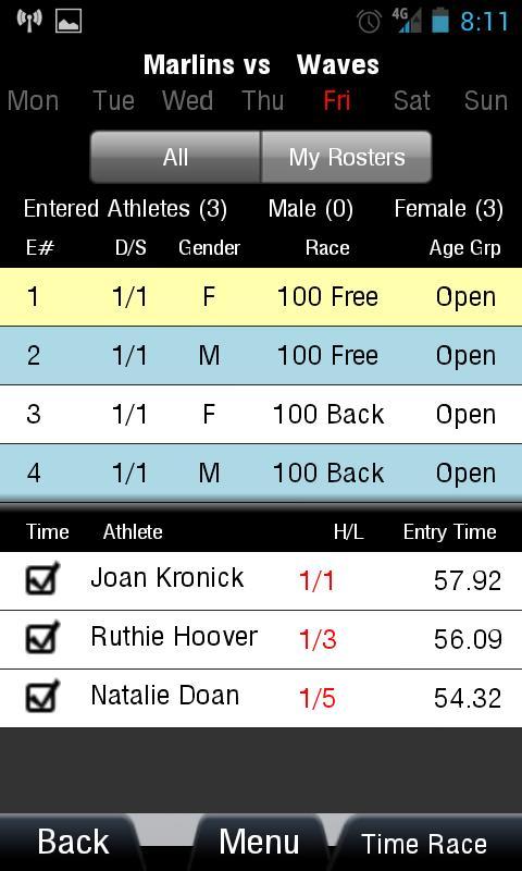 OnDeck Coach - screenshot